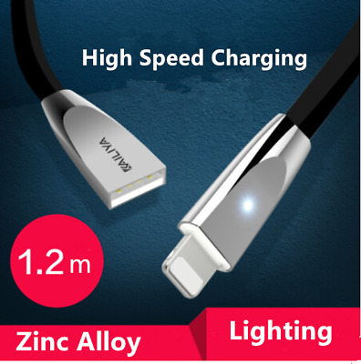 KAILIYA USB Charger Cable For iPhone XS XR 7P 6s Plus iPad X/Max/8/7/6 Lighting