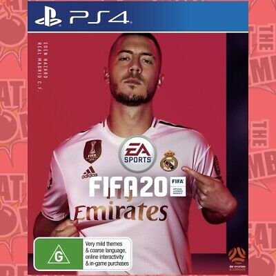 FIFA 20  - PlayStation 4 game - BRAND NEW