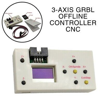 3-Axis GRBL Offline Controller CNC with Cable for CNC Router Machine
