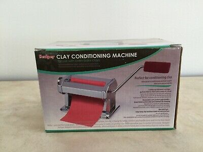 Sculpey Clay Conditioning Machine by Polyform - New in Box - Unopened Bag