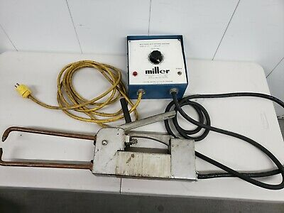 Miller Portable Resistance Spot Welding Machine Model WT-1515 Welder