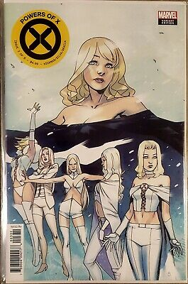 Powers of X #3 Bengal Character Decades Variant Marvel Comics - Auction 1