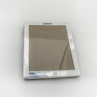 Hammered Picture Frame Watrous Sterling Silver 1910 Mono