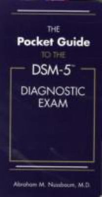FREE DELIVERY - The Pocket Guide to the DSM-5® Diagnostic Exam by Nussbaum