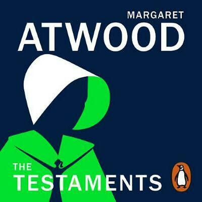 Testaments: The Sequel to The Handmaid's Tale by Margaret Atwood Compact Disc Bo