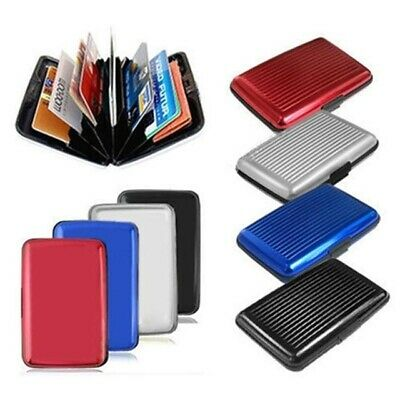RFID Credit Card Holder Case Protector Waterproof Anti Theft Contactless Block