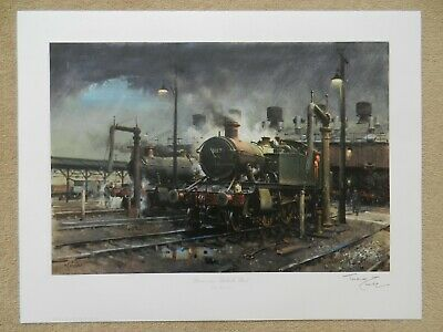 Print Production Of Tanks Terence Cuneo