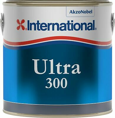 International Ultra 300 Antifouling 0,75Lt Dover White #458COL626 Nautiline 458C