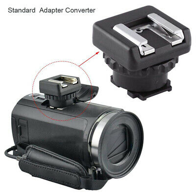 DV Camcorder Professional Standard Converter Video Multi Interface Shoe for Sony