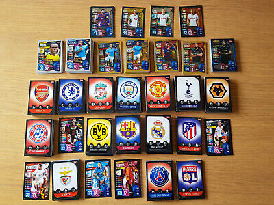 Match Attax 2019/20 - Full Team Sets/ 100 Club/ Centurion/ Legend/ Mom/ Mvp & Li