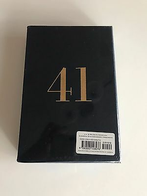 GEORGE W. BUSH 41: A Portrait of My Father SIGNED Deluxe Edition NEW in SLIPCASE