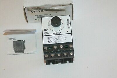 DANAHER CONTROLS EAGLE BRE8A6 Electronic Reset Timer * NEW *