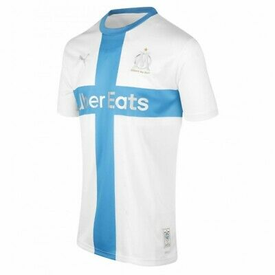 Maillot Football OM 2019/20 - 120 ans Anniversaire - Taille S-M-L-XL