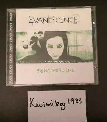 Evanescence ‎– Bring Me To Life  [RARE DVD SINGLE] Mint