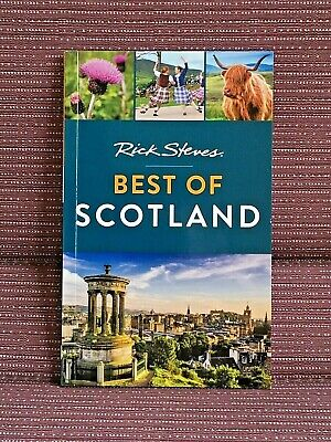 Rick Steves Best of Scotland NEW Edition USA SELLER