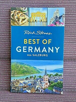 Rick Steves Best of Germany NEW Edition