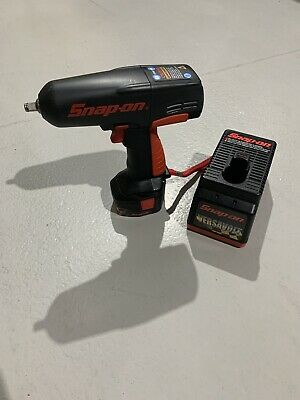 Snap On Impact Gun 3/8 Drive Old Style Snapon
