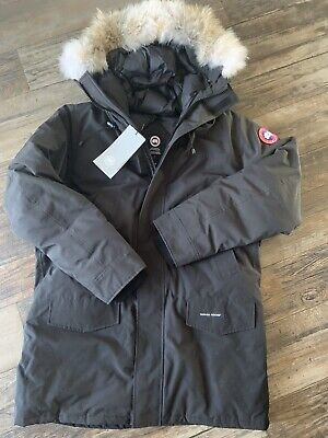 Details about BRAND NEW w TAGS Black Canada Goose Expedition Down Parka Women's Size Medium