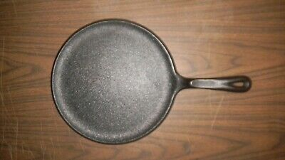 Collectible Cast Iron Wagner's 1891 -10 1/2 inch Griddle