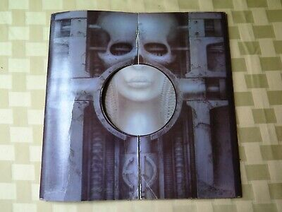ELP Emerson Lake & Palmer ~ Brain Salad Surgery ~ Vinyl LP ~ Manticore MC 66669