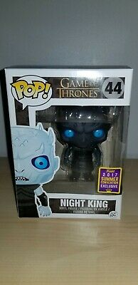 Funko Pop Vinyl Game of Thrones Night King (Translucent)  *Damage* + Discounts