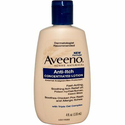 Active Naturals, Anti-Itch Concentrated Lotion, 4 fl oz (118 ml) - Aveeno