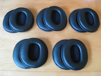 Fostex Replacement Ear Pads for T50, T40, and T20 RPmk3 Headphones (5 pairs)