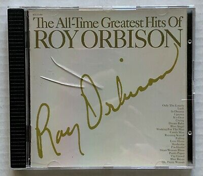 Roy Orbison / All Time Greatest Hits 24K Gold Audiophile CD DCC