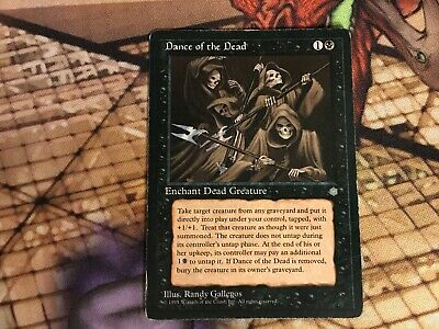 Ice Age NM MTG Dance of the Dead