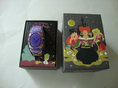 Disney Parks 2019 Mickey's Halloween Party Hocus Pocus Magic Band MNSSHP - NEW