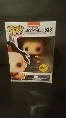 Funko Pop! Animation Avatar The Last Airbender Zuko (Flame Daggers) Chase