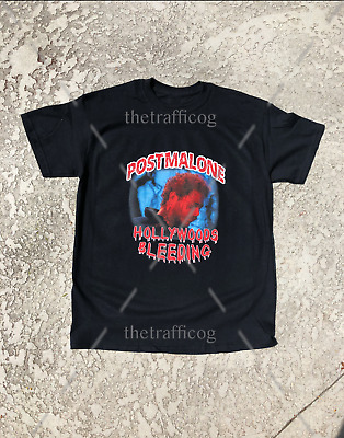 post malone hollywoods bleeding vintage shirt supreme rock album new 2019 posty
