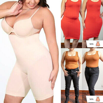 Shapermint Empetua Women Strong Support Body Shaper Panty Girdle Shorts All Day