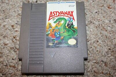 Astyanax (Nintendo Entertainment System NES) Cart Only