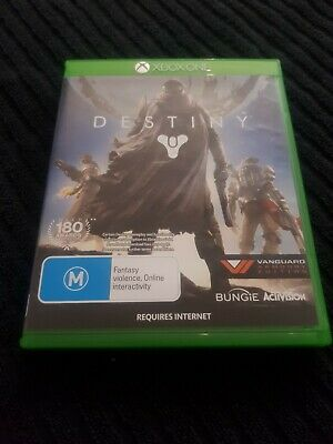 Destiny Microsoft Xbox One Game