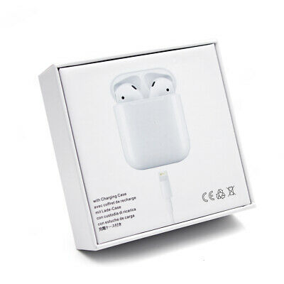 Headset For Apple Airpro 2 AirPods 2nd Charging Case Latest Bluetooth 5.0 Earbud