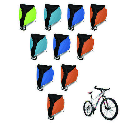 Bike Cover, Waterproof Bicycle Cycle Large Outdoor Rain Protector All Weather
