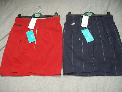 Marks & Spencer Two Pairs Of Mens Swimming Shorts Size XL BNWT Swimwear