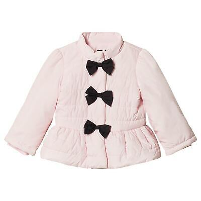 Kate Mack & Biscotti Girls Pink Puffer Coat 5 Years