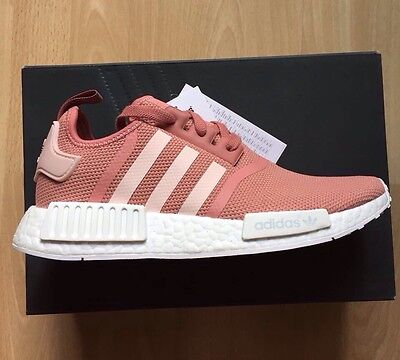 LIMITED BLOGGER ADIDAS NMD R1 S76006 Raw Pink Schuhe Gr 40 2