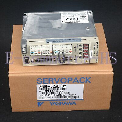 1PC New Yaskawa SGDH-02AE-OY Servo Driver SGDH02AEOY One year warranty