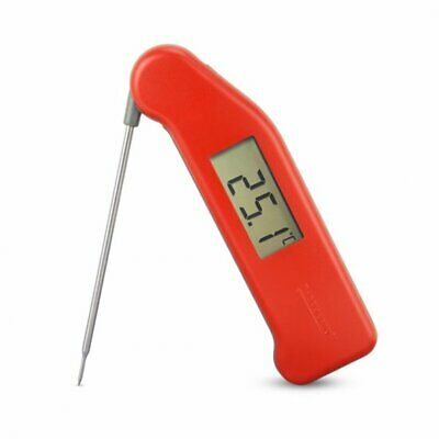 Red SuperFast Splashproof Thermapen 3 Digital Thermometer
