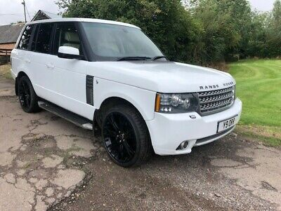 RANGEROVER 2.9 TDV6 VOGUE with 2012 FACE LIFT CONVERSION STUNNING CONDITION