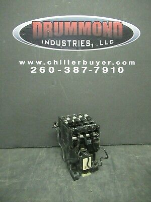 Abb Contactor B9-30-10 21 Amp 600 Vac 7.5 Hp **Warranty Included**