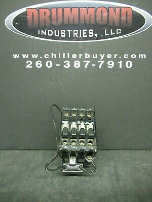 Abb Contactor B16-30-10 21 Amp 600 Vac 15 Hp **Warranty Included**