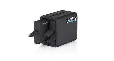 GoPro Hero 4 Dual Battery Charger Includes One Battery New