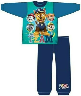 PAW Patrol Pyjamas Size Age 18 Months to 5 Years Boys Official PJ NEW