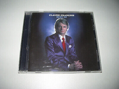 Cd Claude Francois Best Of 24 Titres Compilation 2007