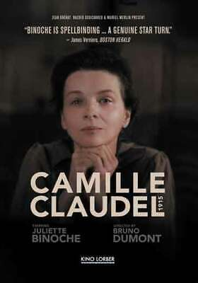 Kino International Dk1276D Camille Claudel 1915 (Dvd/2013/5:1/French With Eng...