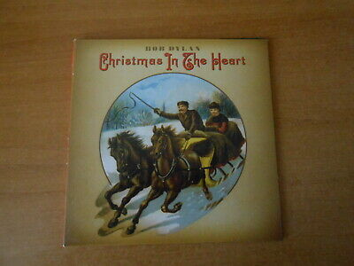 CD-Bob Dylan studio collection christman in the heart